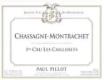 Domaine Paul Pillot Chassagne-Montrachet Premier Cru Les Caillerets - label