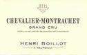 Maison Henri Boillot Chevalier-Montrachet Grand Cru  - label