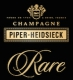 Piper-Heidsieck Rare - label
