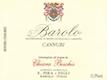 E. Pira e Figli (Chiara Boschis) Barolo Cannubi - label