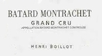 Maison Henri Boillot Bâtard-Montrachet Grand Cru  - label