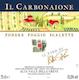 Podere Poggio Scalette Il Carbonaione - label