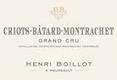 Maison Henri Boillot Criots-Bâtard-Montrachet Grand Cru  - label