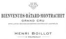 Maison Henri Boillot Bienvenues-Bâtard-Montrachet Grand Cru  - label