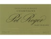 Pol Roger Blanc de Blancs Grand Cru - label