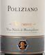 Azienda Agricola Poliziano Vino Nobile Asinone - label