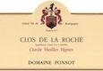 Domaine Ponsot Clos de la Roche Grand Cru Cuvée Vieilles vignes - label