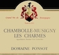 Domaine Ponsot Chambolle-Musigny Premier Cru Les Charmes - label