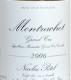Maison Nicolas Potel Montrachet Grand Cru  - label