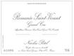 Maison Nicolas Potel Romanée-Saint-Vivant Grand Cru  - label
