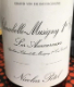 Maison Nicolas Potel Chambolle-Musigny Premier Cru Les Amoureuses - label