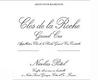 Maison Nicolas Potel Clos de la Roche Grand Cru  - label