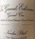 Maison Nicolas Potel Grands Echezeaux Grand Cru  - label