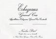 Maison Nicolas Potel Echezeaux Grand Cru  - label