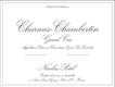 Maison Nicolas Potel Charmes-Chambertin Grand Cru  - label
