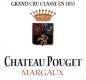 Château Pouget  Quatrième Cru - label