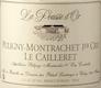 Domaine de la Pousse d'Or Puligny-Montrachet Premier Cru Le Cailleret - label