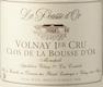 Domaine de la Pousse d'Or Volnay Premier Cru Clos de la Bousse-d'Or - label