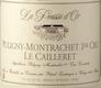 Domaine de la Pousse d'Or Volnay Premier Cru Les Caillerets - label