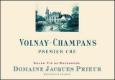 Domaine Jacques Prieur Volnay Premier Cru Champans - label