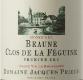 Domaine Jacques Prieur Beaune Premier Cru Clos de la Féguine - label