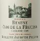 Domaine Jacques Prieur Beaune Premier Cru Clos de la Féguine Blanc - label
