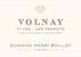 Domaine Henri (ex Jean) Boillot Volnay Premier Cru Frémiets - label