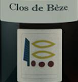 Domaine Prieuré Roch Chambertin Clos de Bèze Grand Cru  - label
