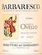 Produttori del Barbaresco Barbaresco Ovello Riserva - label
