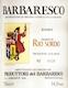Produttori del Barbaresco Barbaresco Rio Sordo Riserva - label