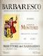Produttori del Barbaresco Barbaresco Montefico Riserva - label