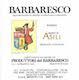 Produttori del Barbaresco Barbaresco Asili Riserva - label