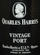 Quarles Harris Porto  Vintage Port - label