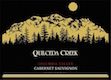 Quilceda Creek Cabernet Sauvignon - label