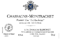 Domaine Ramonet Chassagne-Montrachet Premier Cru Les Ruchottes - label
