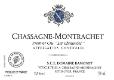 Domaine Ramonet Chassagne-Montrachet Premier Cru Les Chaumées - label