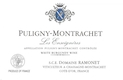 Domaine Ramonet Puligny-Montrachet Les Enseignères - label