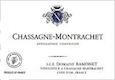 Domaine Ramonet Chassagne-Montrachet  - label