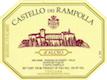 Castello dei Rampolla Alceo - label