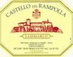 Castello dei Rampolla Sammarco - label
