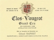 Domaine Gérard (formerly Jean) Raphet Clos de Vougeot Grand Cru  - label