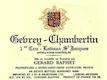 Domaine Gérard (formerly Jean) Raphet Gevrey-Chambertin Premier Cru Lavaux Saint-Jacques - label