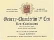 Domaine Gérard (formerly Jean) Raphet Gevrey-Chambertin Premier Cru Aux Combottes - label
