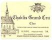 Domaine Raveneau Chablis Grand Cru Les Clos - label