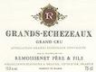 Remoissenet Père et Fils Grands Echezeaux Grand Cru  - label