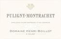 Domaine Henri (ex Jean) Boillot Puligny-Montrachet  - label