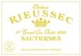 Château Rieussec  Premier Cru - label
