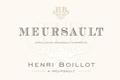 Maison Henri Boillot Meursault  - label