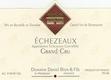 Domaine Daniel Rion et Fils Echezeaux Grand Cru  - label