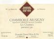 Domaine Daniel Rion et Fils Chambolle-Musigny Premier Cru Les Charmes - label